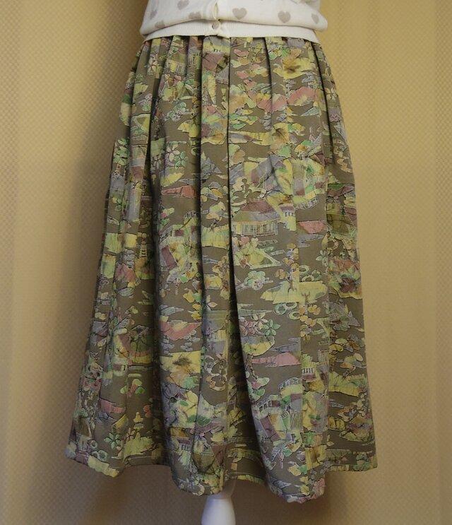 ギャザースカート 7021の画像1枚目
