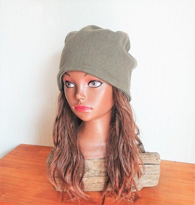 【SALE】CAP:india cotton - mosの画像1枚目