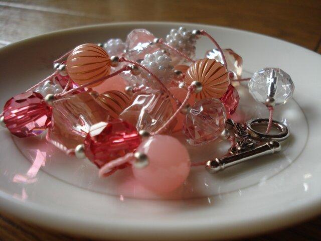 キャンディボンボン / ピンクの画像1枚目