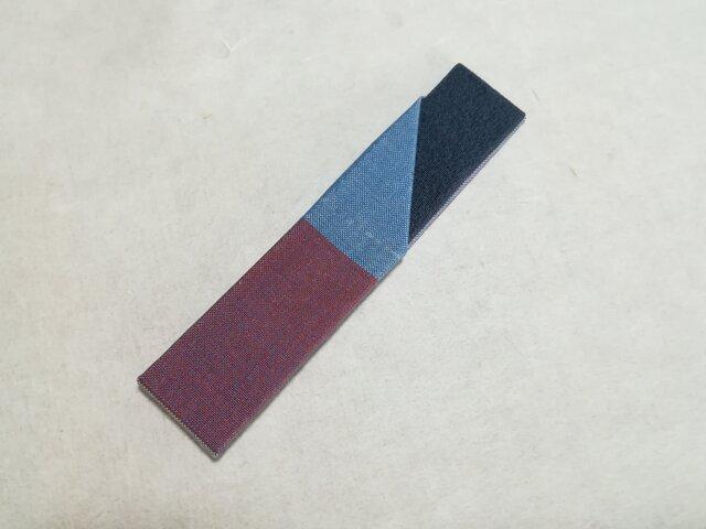 楊枝入れ 百七二号:茶道小物の一つ、菓子切鞘の画像1枚目