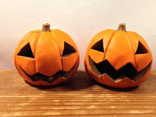 ハロウィンかぼちゃの画像1枚目