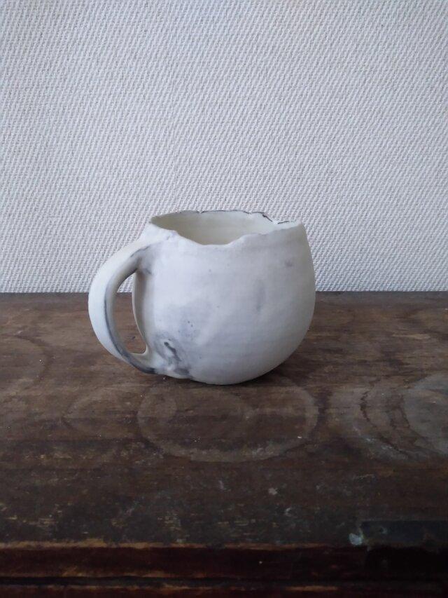粉引き マグカップの画像1枚目
