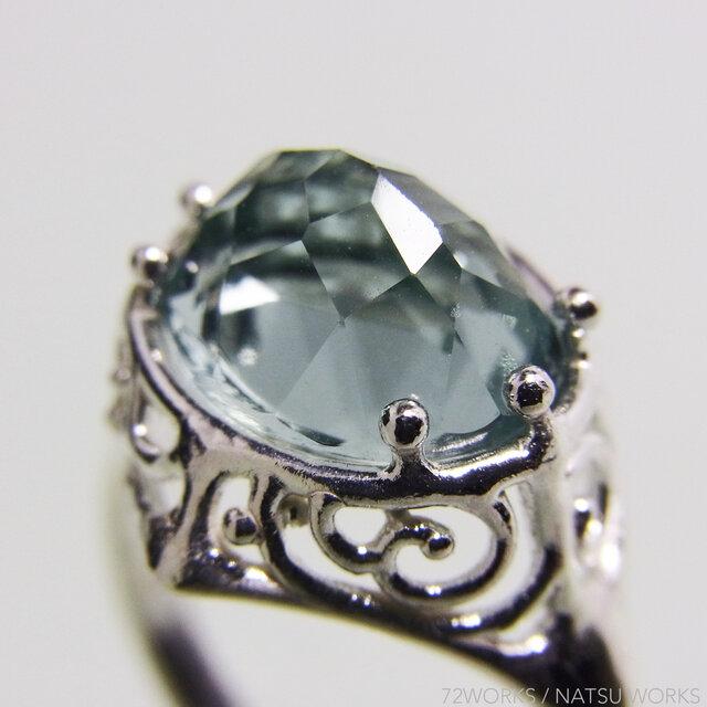 フローライト リング * Fluorite Ringの画像1枚目