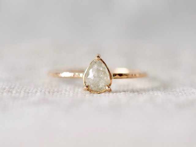 Morning breeze diamond ringの画像1枚目