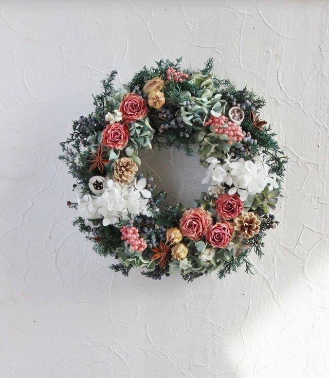 enjoy winter wreathの画像1枚目