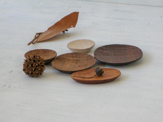 5種類の豆皿(5枚セット)の画像1枚目