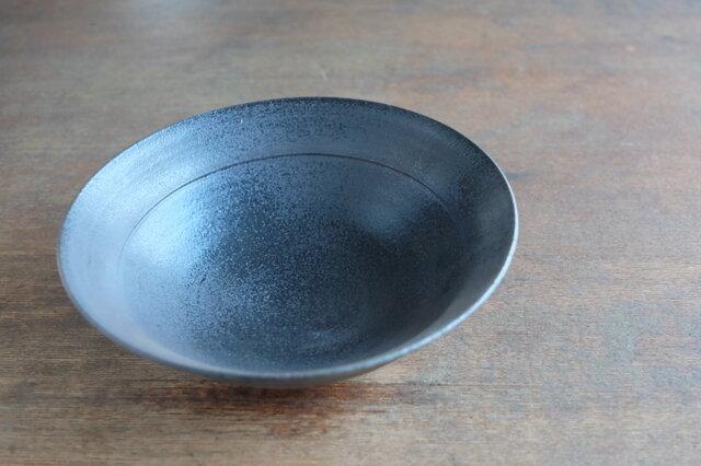 焼締 7寸鉢(深)の画像1枚目