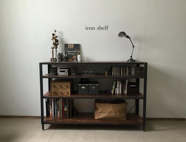 iron shelfの画像1枚目