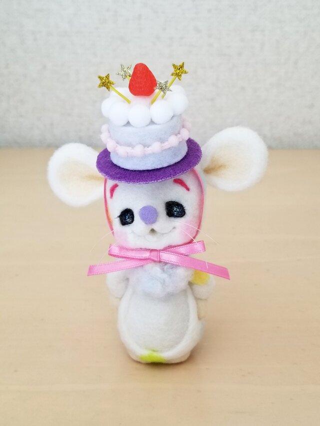 メルヘン♡レトロなネズミちゃんの画像1枚目