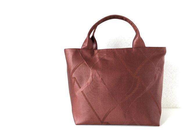 帯バッグ〜チョコレート〜の画像1枚目