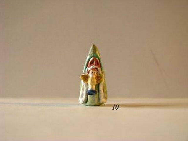 小さな小さなサンタクロース 10(天使)の画像1枚目