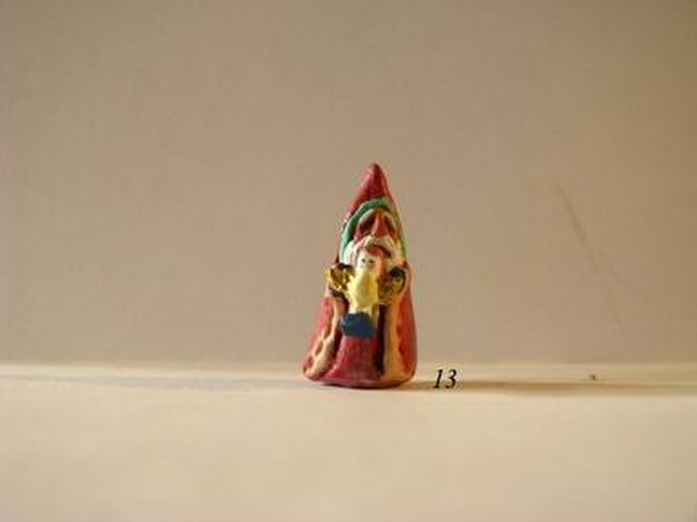 小さな小さなサンタクロース 13(天使)の画像1枚目