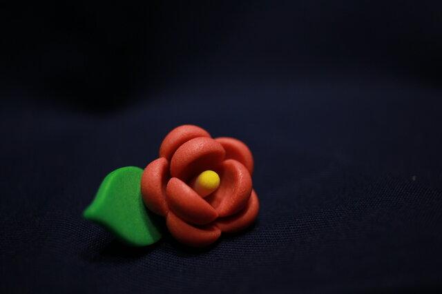 椿 置物 ツバキ TSUBAKI 耐冬花 美の象徴の画像1枚目