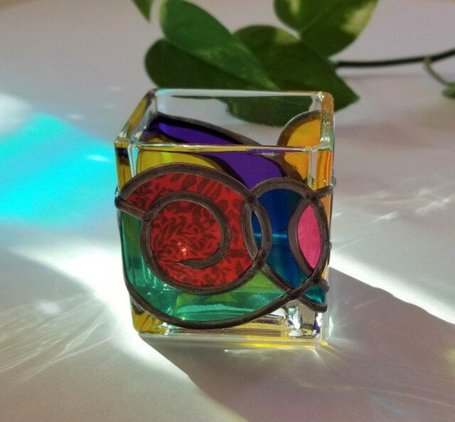 LED付キャンドル3個セット 『ティンカーベルX'mas 6』の画像1枚目