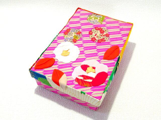 飾り箱 - 椿てまり -の画像1枚目