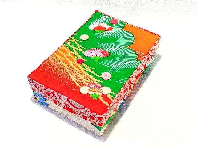 飾り箱 - 梅模様 -の画像1枚目