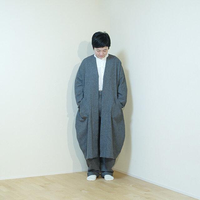 momonga cort  -gray-の画像1枚目