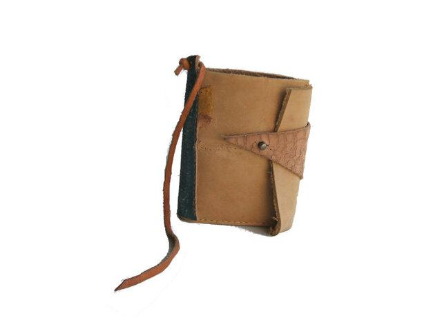book wallet 古書風 サンドベージュの画像1枚目