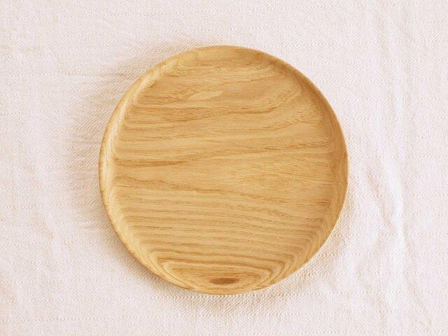 木製 パン皿 栗材6の画像1枚目