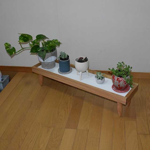 観葉植物台 多肉植物台L 飾り台の画像1枚目