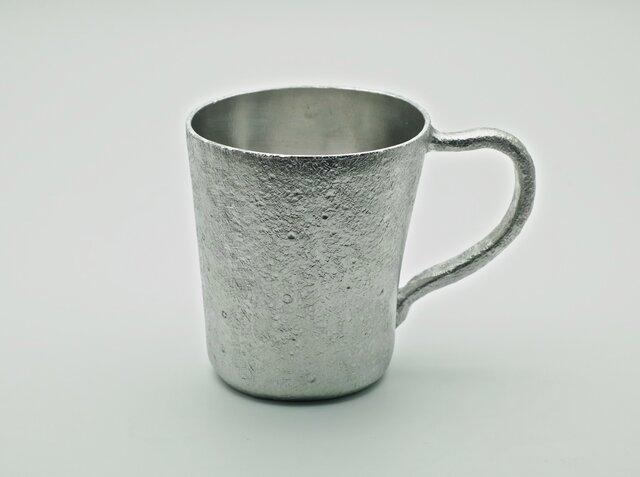 錫製 マグカップの画像1枚目