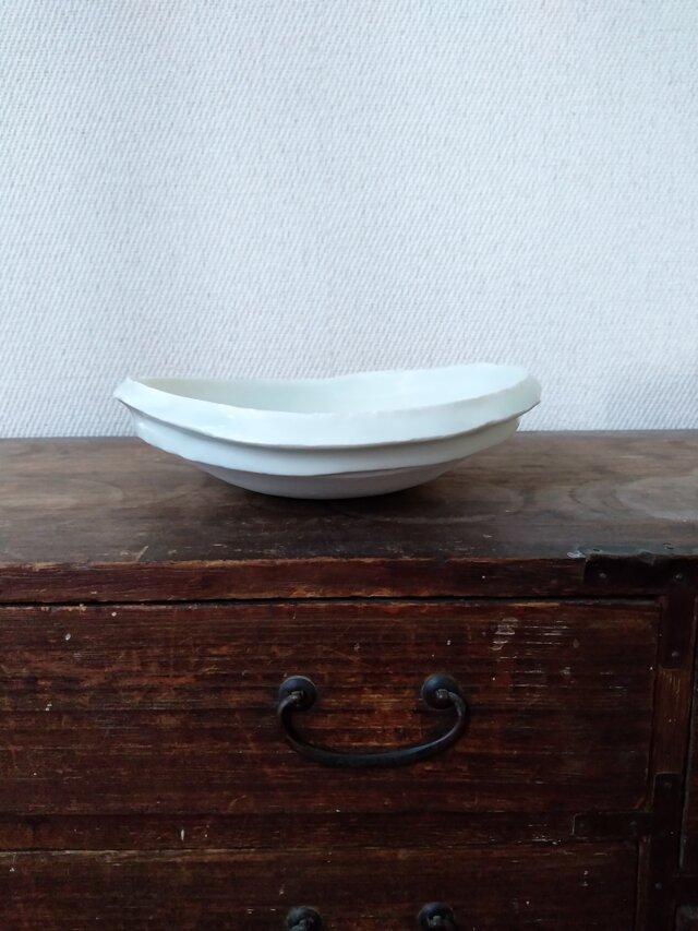 青白磁 鉢の画像1枚目