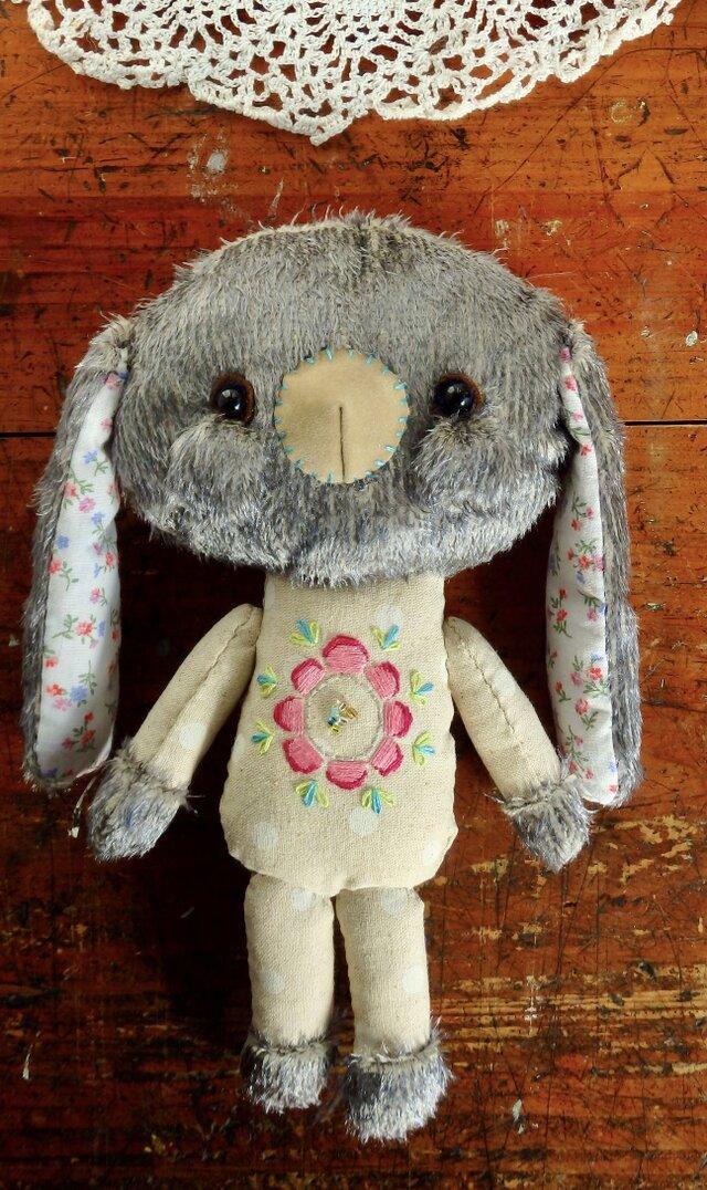 フラワンちゃん(ウサギ)の画像1枚目