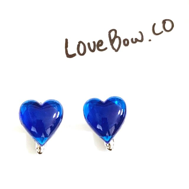 My Heart~カフス~ブルーの画像1枚目