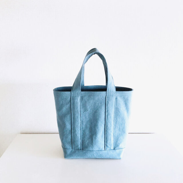 TOTE BAG (L) / oldblueの画像1枚目