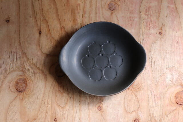 耐熱取っ手付き丸鉢の画像1枚目