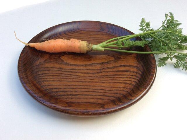 キハダの木の皿 #625の画像1枚目