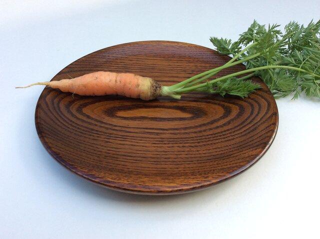 キハダの木の皿 #626の画像1枚目