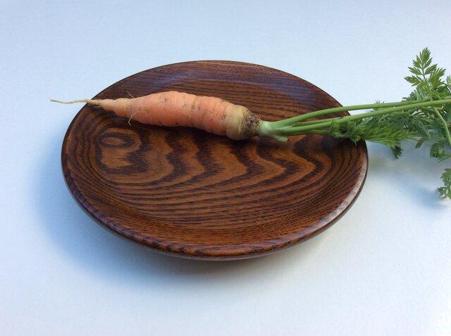 キハダの木の皿 #627の画像1枚目