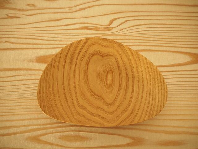 貝の形の皿の画像1枚目