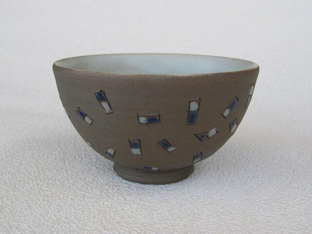 象嵌飯碗 bの画像1枚目