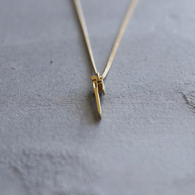 鋳造ペグ ネックレス|N562の画像1枚目