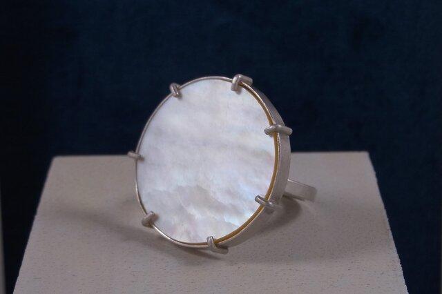月のリング(絵のない絵本)の画像1枚目