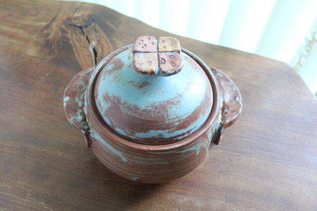 野菜のうまみを引き出す土鍋の画像1枚目