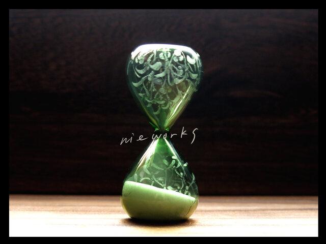 砂時計*s--ヤドリギ(小)の画像1枚目