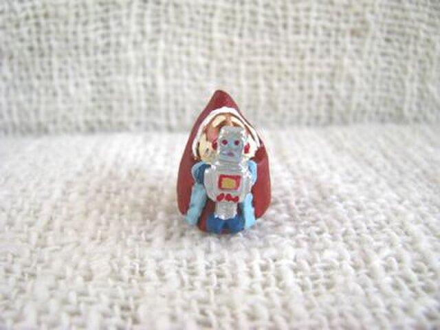 小さな小さなサンタクロース 8(ロボット)の画像1枚目