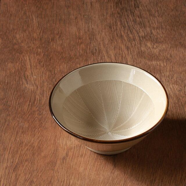 すり鉢4.5号(ふちライン入り)の画像1枚目