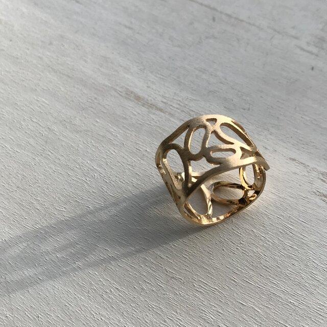 モーリー様専用 オーダー oval ringの画像1枚目