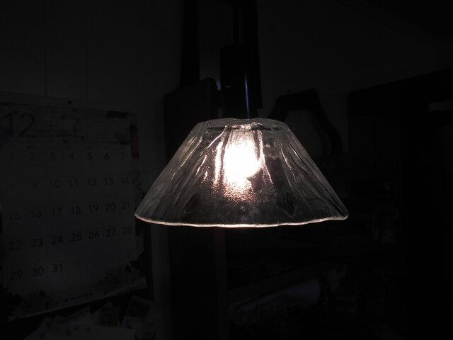 天井吊りランプシェード12-25の画像1枚目
