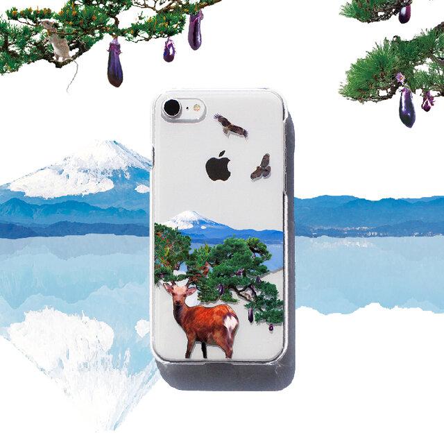 鹿賀正 プリントケース iPhone11 iPhoneケース各種 スマホケースの画像1枚目