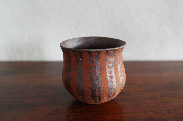 チャイカップ【手びねり】の画像1枚目