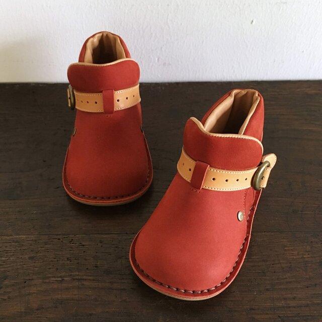 colobockle boots * marocainの画像1枚目