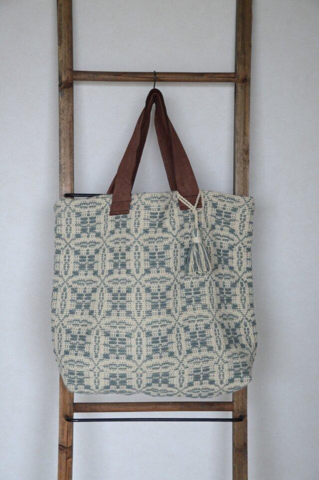 Wool Tote Bag_005の画像1枚目