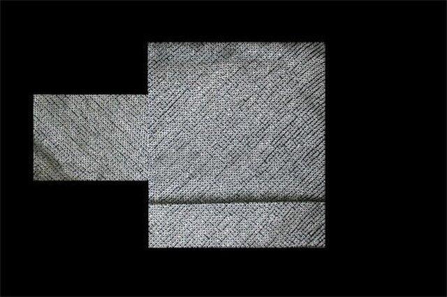 創作帯 アンティーク(作り帯 二部式)2の画像1枚目
