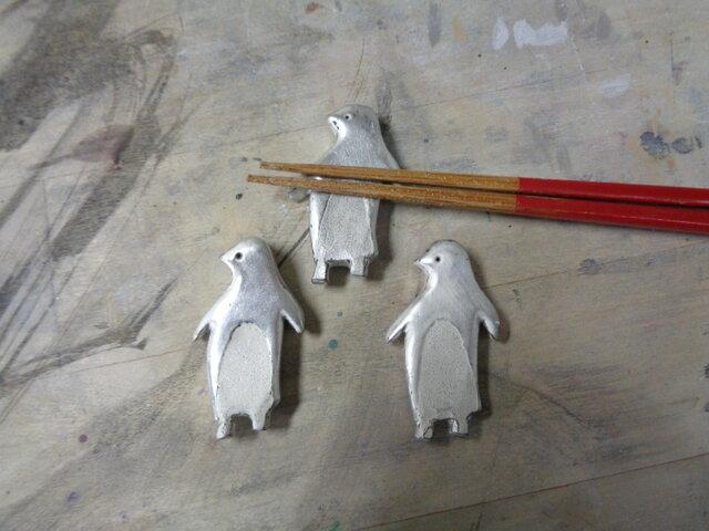 箸置き ペンギンの画像1枚目