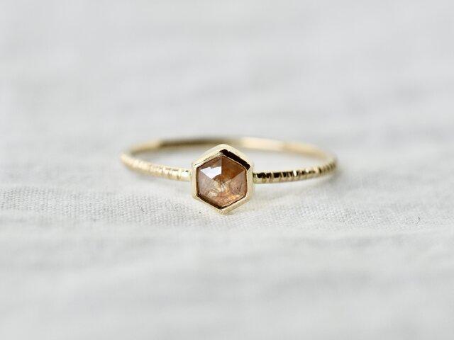 Sweet memories diamond ringの画像1枚目